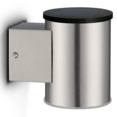 0.5 WATT SOLAR WALL LIGHT COOL WHITE VOL-SWL-0005-CW (2)