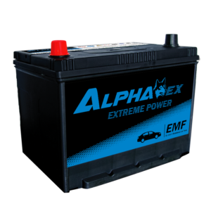 ALPHA EX BATTERY- Trinidad and Tobago Best Car battery