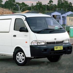 Precio Panel Van