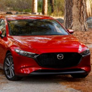 Mazda 3 (Old Model)