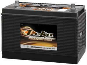 Deka Battery 9.11.1231- Target Solutions