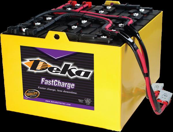 Deka Forklift - Target Solutions