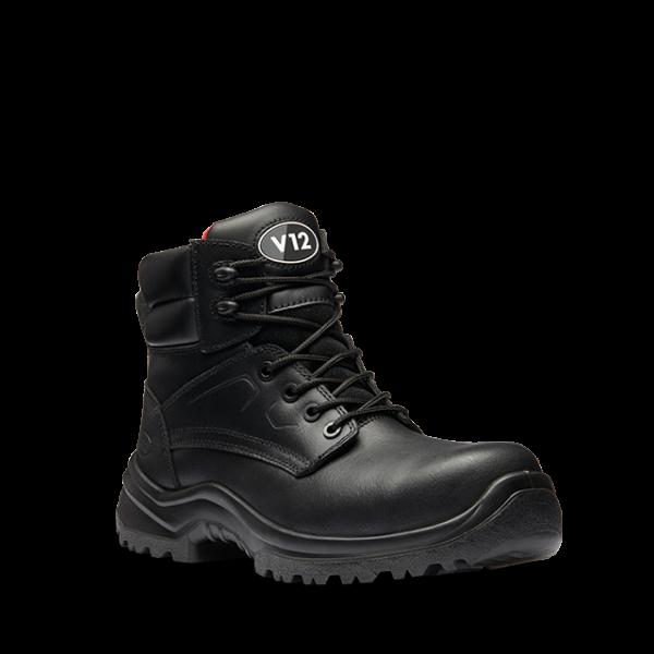 OTTER BLACK S3 COMPOSITE DERBY BOOT SZ