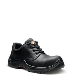 TIGER BLACK S3 DERBY SHOE